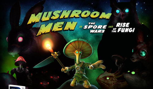 mushroommen
