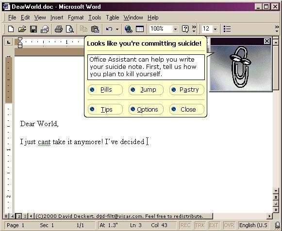 committing-suicide-word-document