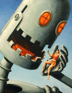 eatingrobot