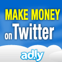 Earn on Twitter with Ad.Ly