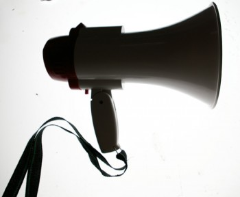 The bullhorn of co-opers who communicate well.