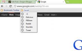 Browser Bookmarklets