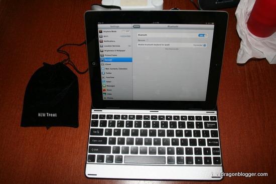 New Trent IMP38B Keyboard