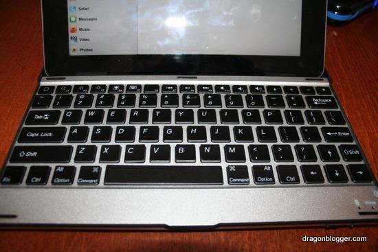 iPad 2 Wireless Keyboard