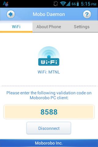 Moborobo Daemon