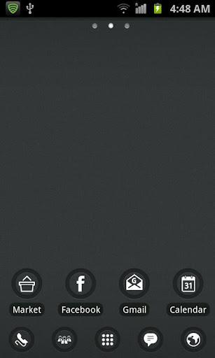 Pixels-Go Launcher Ex themes