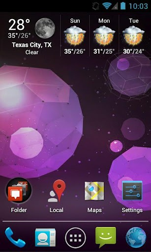 Jelly Bean-Best Apex Launcher Themes