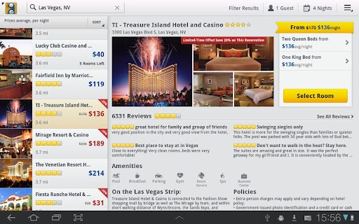 ExpediaHotels-Android Hotel Apps