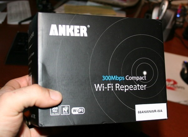 Anker Wi Fi Repeater