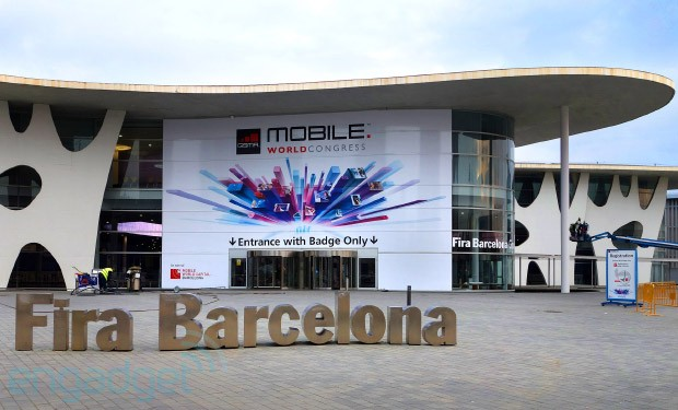 MWC 2013 Barcelona Day 0 Roundup