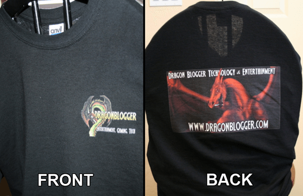 DragonBloggerTShirt