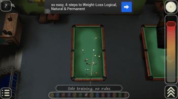 3D Pool game - 3ILLIARDS