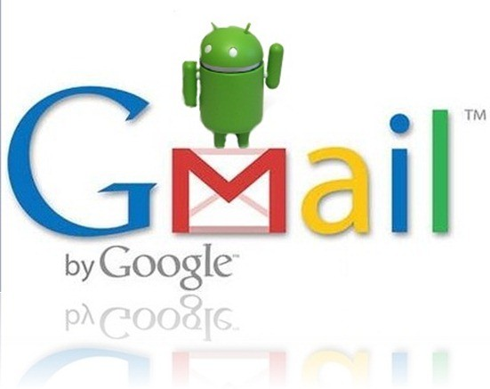 Alternative way to select e-mails in Gmail for Android