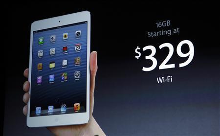iPad Mini Cost
