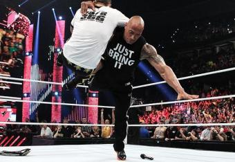 WWE Rock Slam