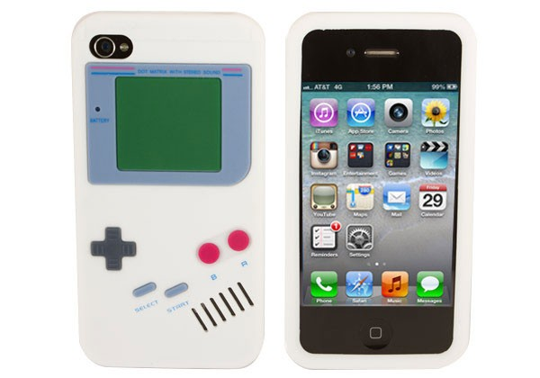 Gameboy Retro Case