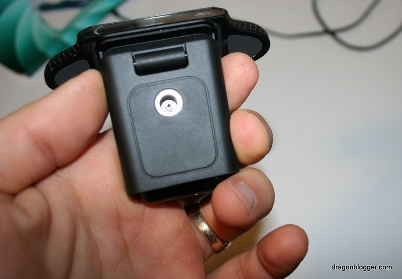 Logitech C920 tripod mount point