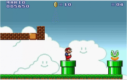 Super Mario Flash 1
