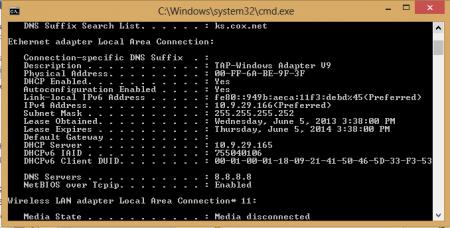 VPN IP Address