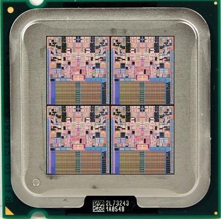 Octo core processor