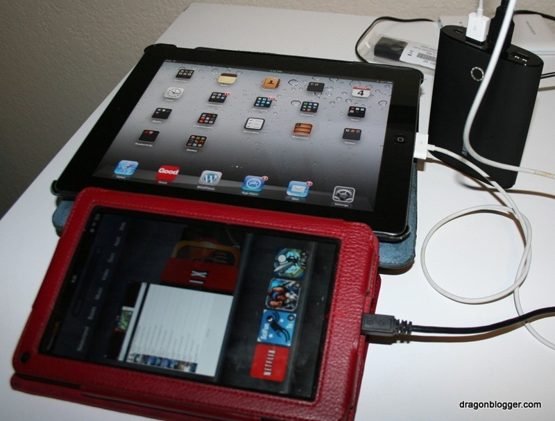 Astro 3 iPad Kindle Fire