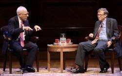 Bill Gates Harvard University