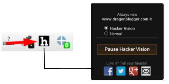 hacker onoff