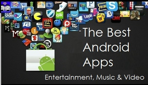 android-apps-entertainment