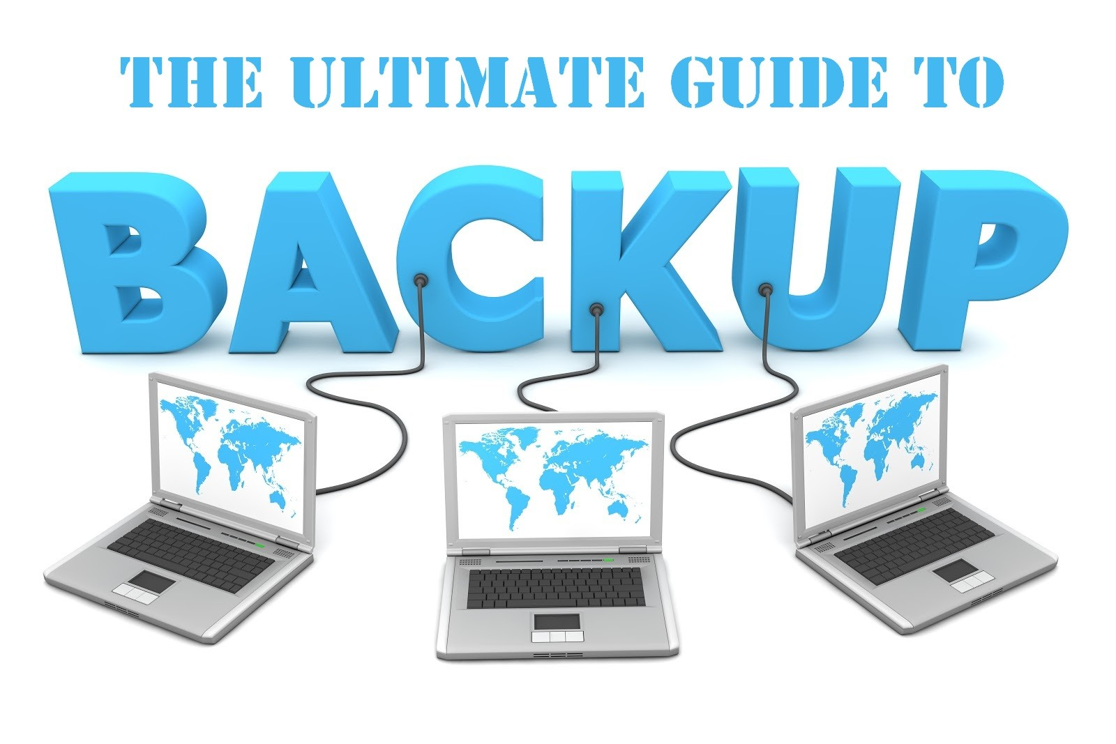 The Ultimate Guide to BACKUP
