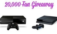 Enter For Your Chance to Win a #PS4 or #XboxOne!