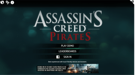 Assassins Creed Pirate
