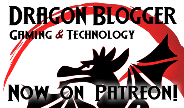 Dragonblogger Patreon and Giveaways