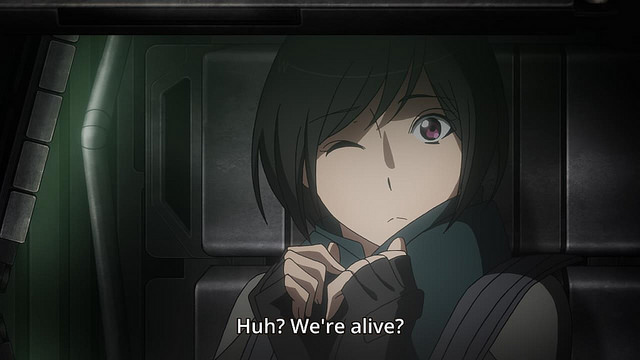 Inko Amifumi getting surprised!