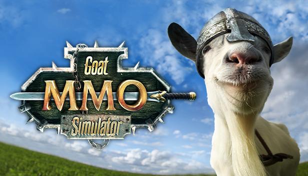Goat MMO Simulator 01