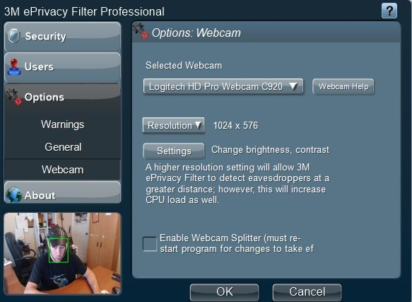 webcam-options