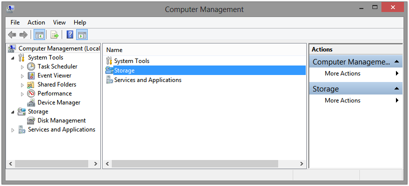 Computer Managment