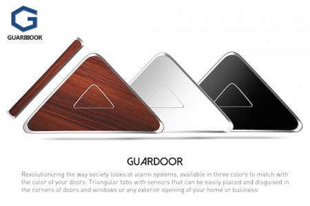 Color Choices GUARDOOR Devices