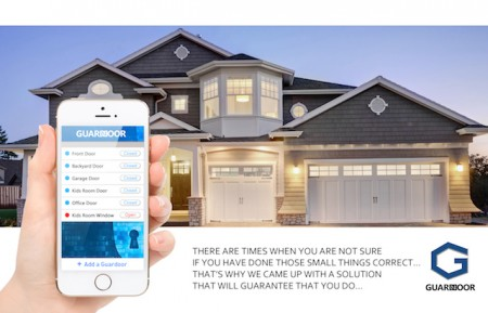 KIKTEC GUARDOOR Cheapest Home Monitoring App