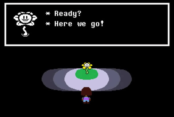 undertale how to get true ending