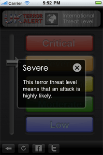 ukterroralert.com screenshot
