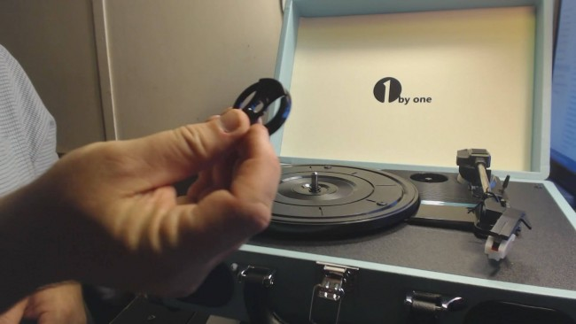 record player unbox 697