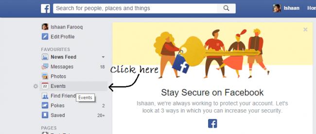 FB-homepage