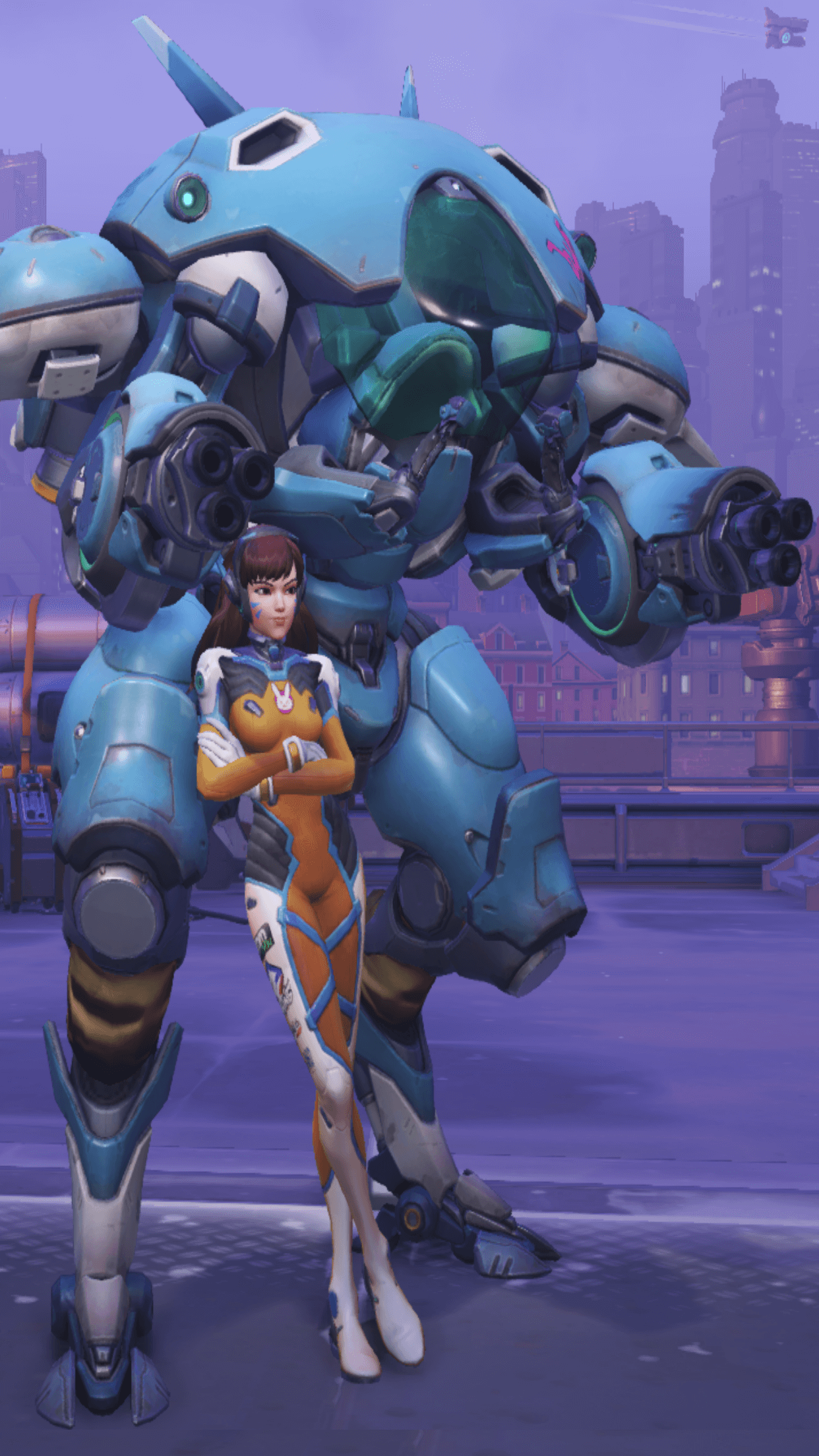 Overwatch Iphone 6 Wallpapers Dragon Blogger Technology