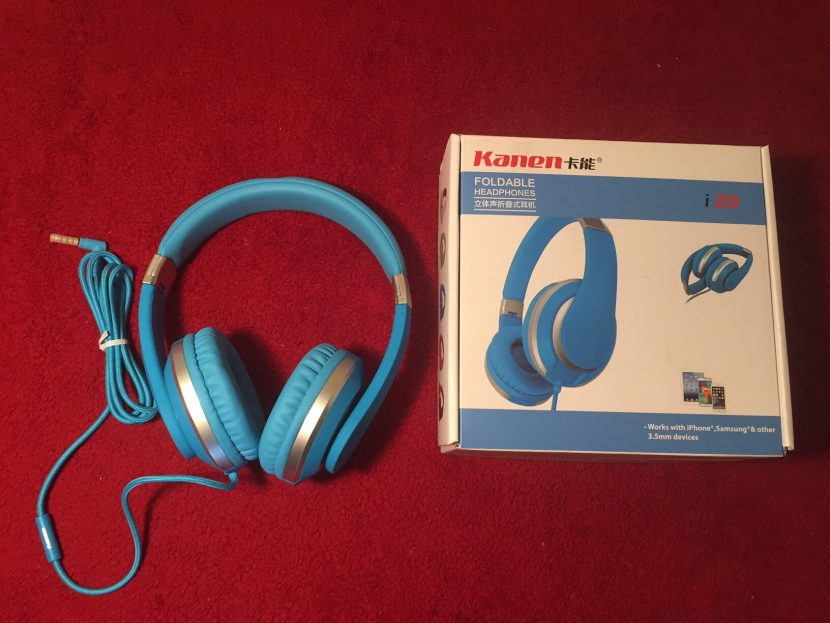 Sound Intone I20 Lightweight Folding Stereo Wired Kids Headphones Review