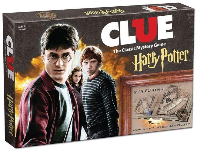 hp-clue