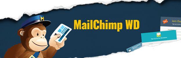 mailchimp wordptess plugin
