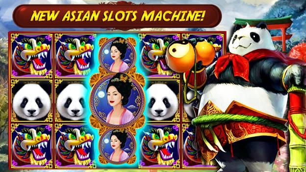 Chinese Theme Slot Game