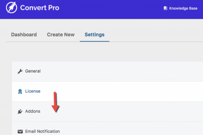 Install ConvertPro Step 7