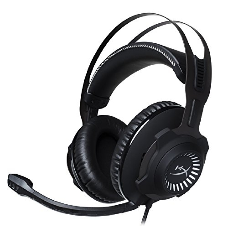 HyperX HX-HSCR-GM Cloud Revolver Gaming Headset for PC &