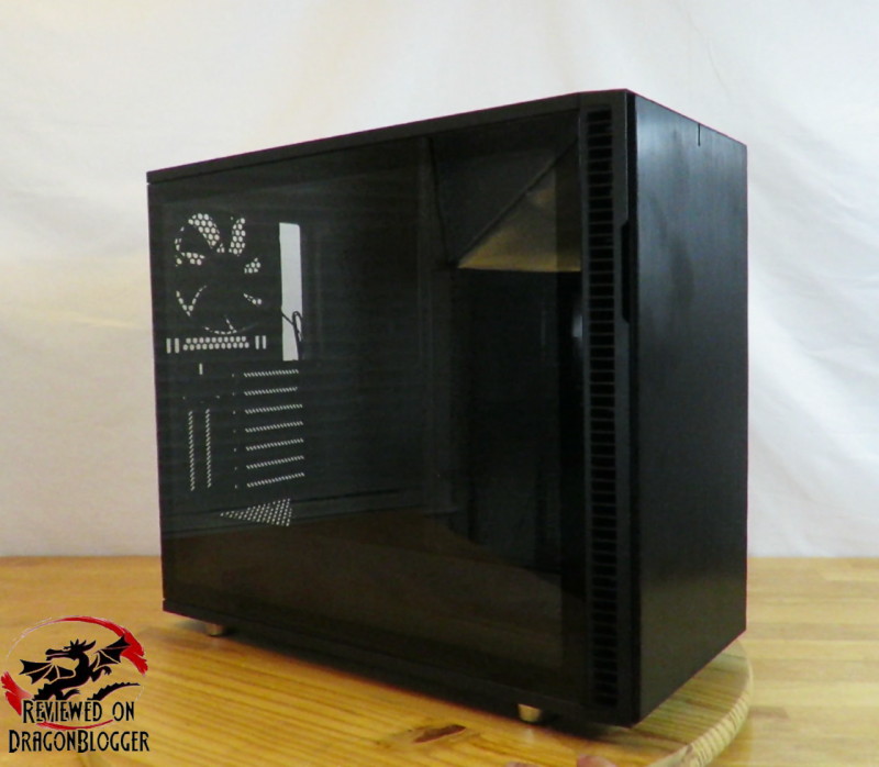 Fractal Design Define R6 Blackout Tg Review Dragon Blogger Technology,Design Of Machinery 5th Edition